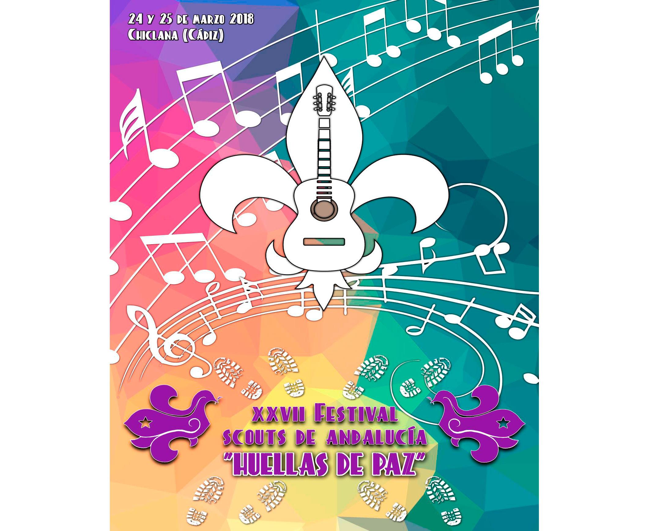 Festival Scout de la Canción de Andalucía 2018